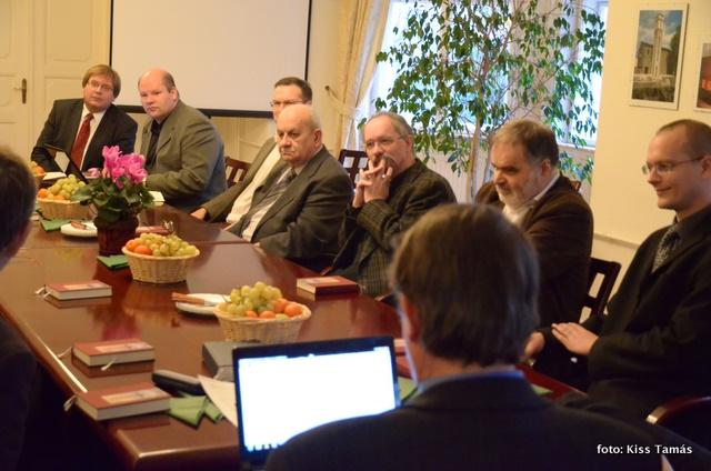 Ismét összeült a Reformációi Emlékbizottság – A református egyház képviselőivel tárgyaltak