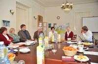 Ülésezett a Reformációi Emlékbizottság – A Lutheránus Világszövetség Női Bizottságának képviselője volt a vendég