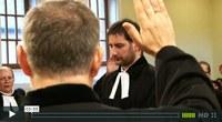 Zöld kannát kapott útravalónak – Evangélikus lelkészt iktattak Kaposváron
