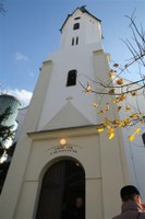 100 éve épült a veszprémi evangélikus templom tornya – Képriport!