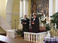 180 éves a penci evangélikus templom – Krisztus a központja életünknek!