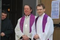 A déli kerület püspöke Németországban szolgált