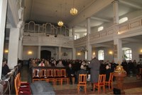 A Győr-Mosoni Evangélikus Egyházmegye csendesnapját tartották Győrött – A püspök-jelöltek itt is bemutatkozhattak