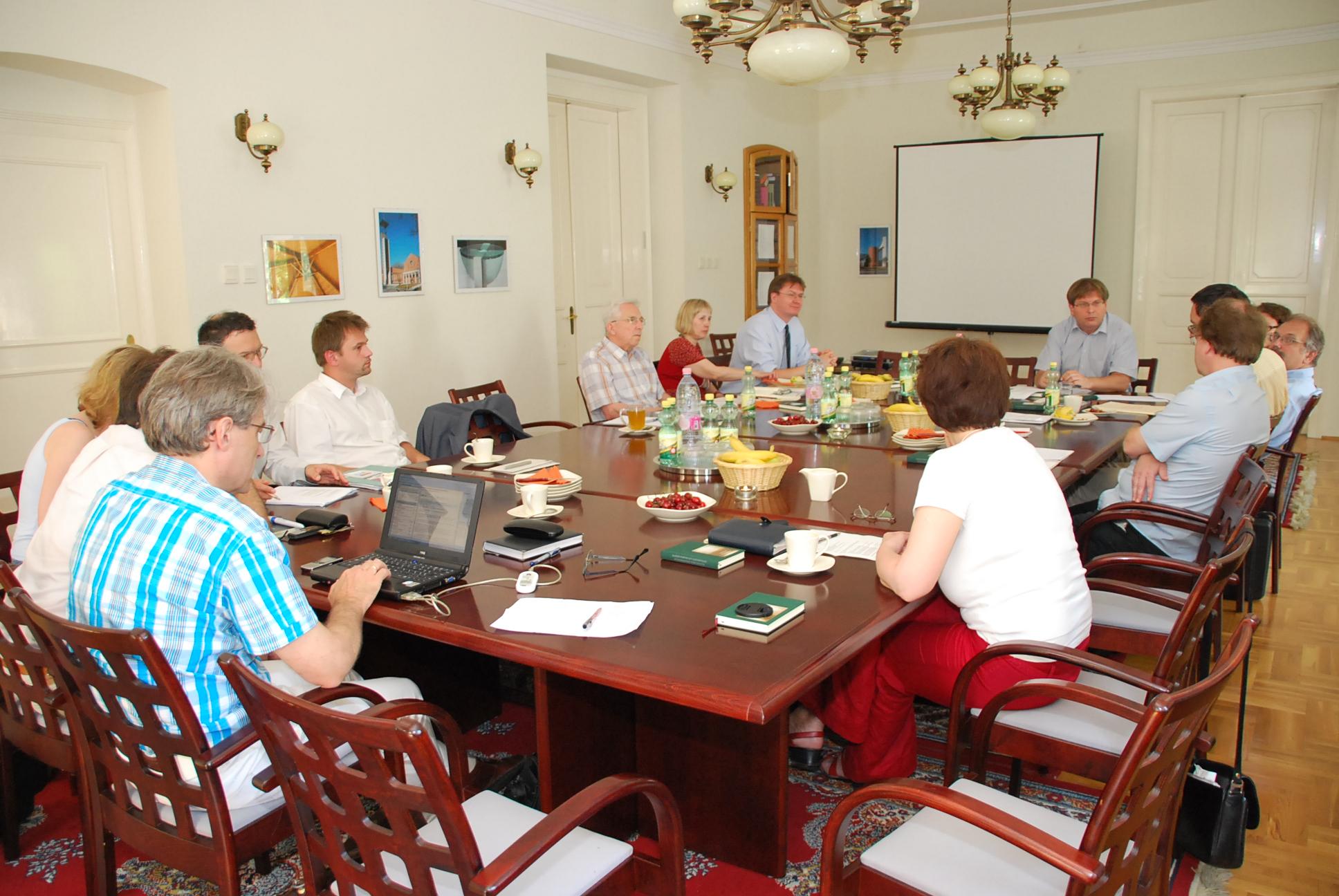 A Reformációi Emlékbizottság megbeszélésén jártunk – Képekkel!