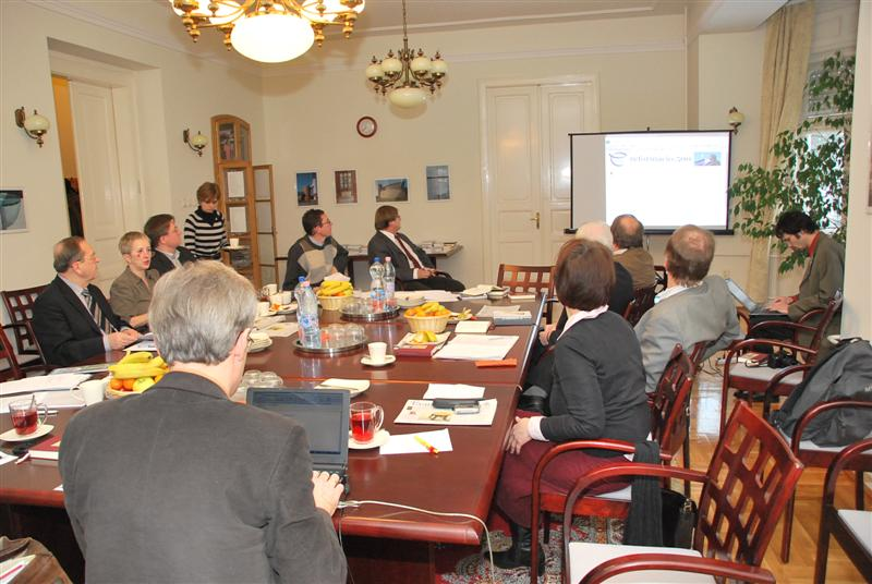 A Reformációi Emlékbizottság megtartotta soron következő ülését