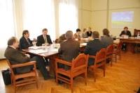 A Reformációi Emlékbizottság tagjai tárgyalásokat folytattak a Kálvin Bizottság tagjaival a 2017-es ünnepségekkel kapcsolatban