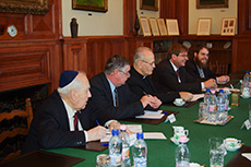 A történelmi egyházakkal fog össze a kormány a jövő évi magyar EU-elnökség sikeréért – Dr. Fabiny Tamás képviselte egyházunkat a tárgyaláson