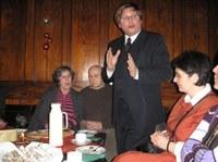 Berlinben járt dr. Fabiny Tamás püspök