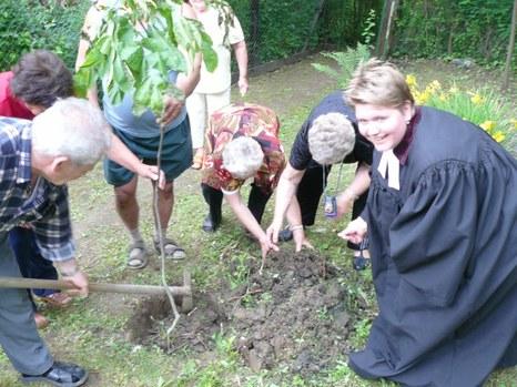 A gyülekezet lelki növekedésének reménysége képpen