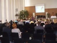 Dr. Fabiny Tamás püspök részt vett a finn egyházi napokon
