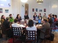 Egykori amerikai ösztöndíjasok találkozója Budapesten