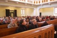 Elsőként Kaposváron mutatkoztak be a püspök-jelöltek