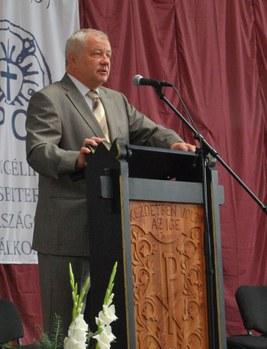 Dr. Mester László, polgármester