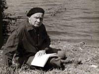 Hamvas sírjánál Horváth-Hegyi Olivér mondott áldást
