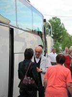Megérkezett a magyar evangélikusok csoportja a Második Ökumenikus Egyházi Napokra