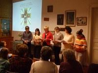 Közösen imádkoztak a Nők Világimanapján Celldömölkön