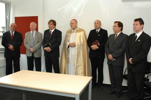 Az egyházi vezetők