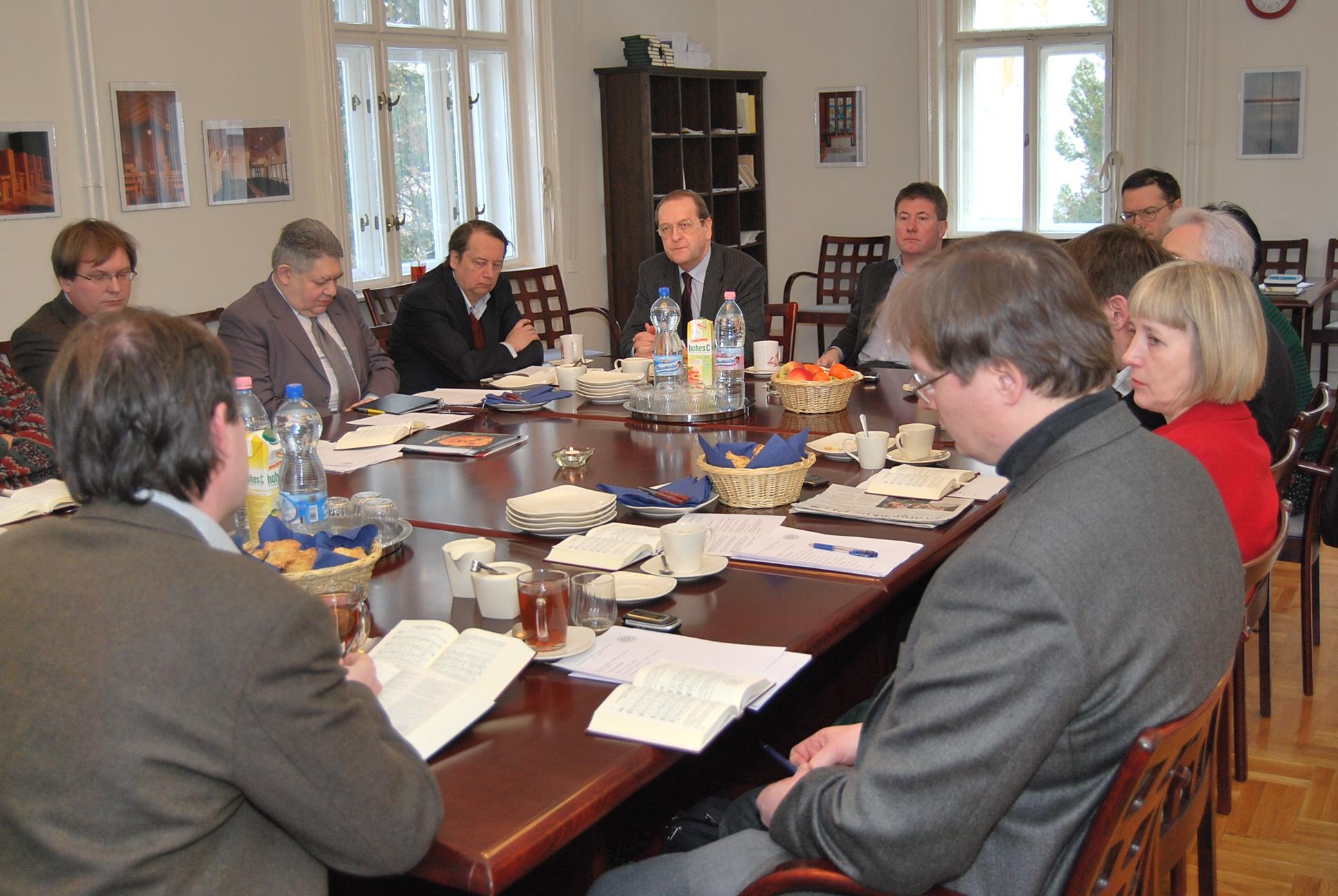 Reformáció.500: Megtartotta első ülését a Reformációi Emlékbizottság