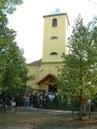 A megújult csabacsüdi templom