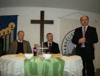 Merjünk keresztet hordani! – Püspök-jelöltek bemutatkozása Veszprémben
