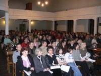 Nagy érdeklődés kísérte 2011-ben is a nyíregyházi Aliansz ima nyolcad alkalmait – Képriport hangfájlokkal!