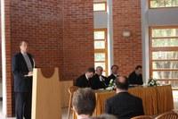 Rendkívüli sajtótájékoztatóval és hagyományos istentisztelettel nyitották meg a reformáció hónapját
