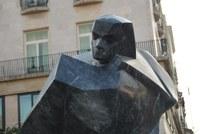 Hatalmas médiaérdeklődés övezte a Sztehlo-szobor avatását – Rengeteg képpel!