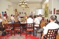 Ülést tartott a Reformációi Emlékbizottság – Amerikai professzor tartott vendégelőadást Luther Márton aktualitásáról