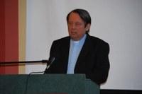 12.30 Gáncs Péter püspök nyilatkozata megválasztásával kapcsolatban