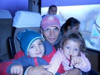 A Biztos Kezdet Gyerekház tagjai erdei kirándulást tettek Nyíregyházán