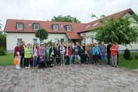 A gondoskodás otthonában jártak győri és neuendettelsaui diákok