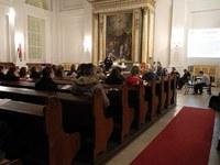 A KÖSZI megtartotta második Megálló – interaktív ifjúsági istentiszteletét a Deák téri evangélikus templomban – Részletes beszámoló!