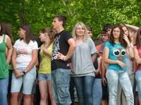 A reformációt ünneplő diákcsendesnapot rendeztek Bonyhádon a KÖSZI szervezésében