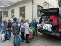 Adománygyűjtés a Benkában – Gyermekotthon javára ajánlják fel a ruhákat