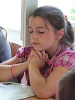 Bibliai tábort tartottak Csorváson