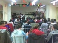Fogyatékkal élőknek koncertezett az Immanuel zenekar