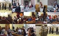 """Evangélikus Jam Session – """"Csodálatos hetünk volt Győrben"""""""