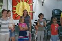 Jézus legifjabb hírnökei jártak a KÖSZI Napvető táborának harmadik turnusában