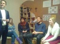 Karácsonyi együttlétet szervezett önkénteseinek a KÖSZI