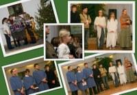 Karácsonyra készülődik a pilisi ifjúság – Gyermekek karácsonya volt advent 4. vasárnapján