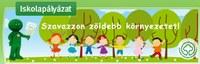 Már csak ma lehet! – Szavazz a zöldebb iskoláért!