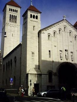 Az evangélikus templom Rómában