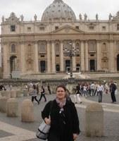 """""""Isten igéje örökké velünk van!"""" – Németh Katalin teológus hallgató képviselte hazánkat az olaszországi egyházi napokon"""