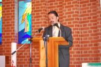Dr. Kovács Ábrahám Éliás Józsefről és a Jó Pásztor Missziói Bizottság munkájáról beszélt