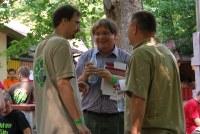 Mi fán terem az evangélikus? – Dr. Fábry György filozófus és dr. Fabiny Tamás püspök beszélgetése a mai magyarországi evangélikusság helyzetéről