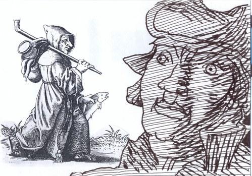 A Luther rajzfilm – Vázlat