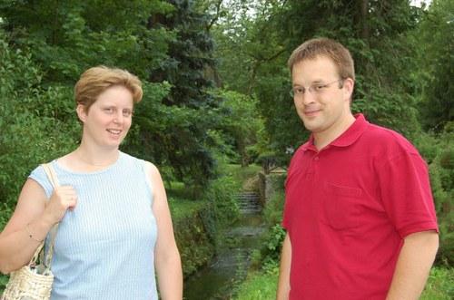 A Süveges házaspár