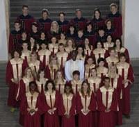 A Gospel Star Mass Choir koncertezik a győri Öregtemplomban