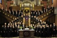 A Wiesbadeni Bach-kórus vendégszerepel Kecskeméten és Budapesten
