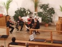 Emlékezés – Koncertet tartottak a dunaújvárosi evangélikusok